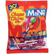 Chupa Chups Chupa Chups Mini sucettes aux fruits 30 sucettes 180g