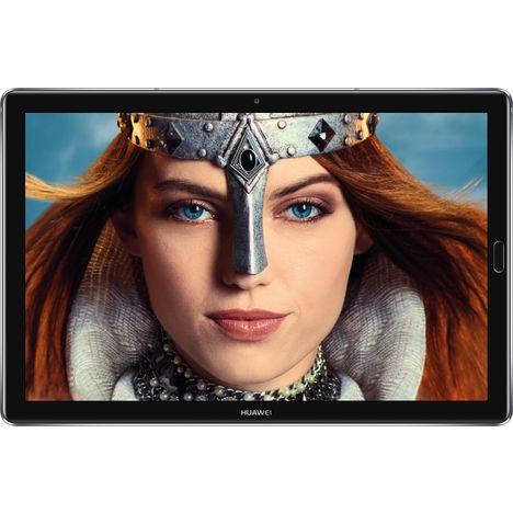 HUAWEI Tablette tactile MediaPad M5 - 10.8 pouces - Gris - Wifi
