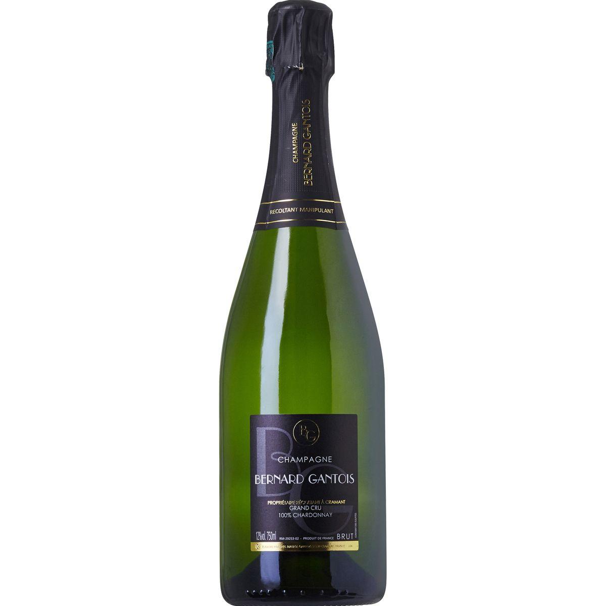 AOP Champagne brut grand cru blanc de blancs