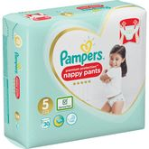 Pampers active fit pants geant 12/17kg x30 taille 5