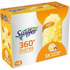 Swiffer plumeau xxl recharges x10