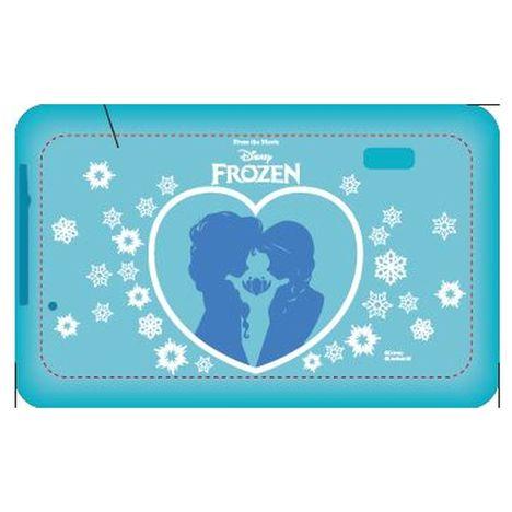 QILIVE Tablette tactile QC1 9 pouces Bleu 8 Go Avec protection La Reine des Neiges