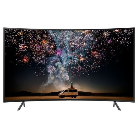 SAMSUNG UE55RU7305 TV LED 4K UHD 138 cm Smart TV Incurvé
