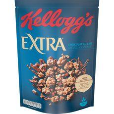 Kellogg's extra chocolat au lait 500g