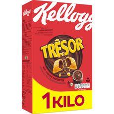 Kellogg's trésor chocolat noisettes 1kg