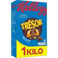 Kellogg's trésor chocolat au lait 1kg