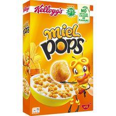 Kellogg's miel pop's 400g