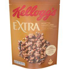 Kellogg's extra noisettes caramélisées 500g