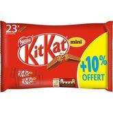 Nestlé Kit Kat mini 350g +10% gt
