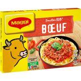 Maggi bouillon goût boeuf tablette x18 -180g