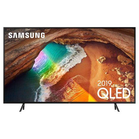 0cf433db4d5 QE49Q60R TV QLED 4K UHD 123 cm Smart TV SAMSUNG pas cher à prix Auchan