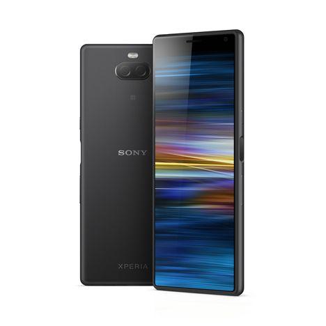 SONY Smartphone - Xperia 10 - 64 Go - 6 pouces - Noir - 4G - Double SIM