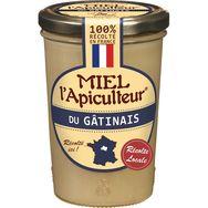 L'Apiculteur miel crémeux du Gâtinais pot en verre 500g