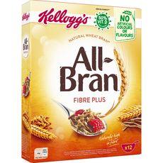 Kellogg's all bran fibre plus 500g