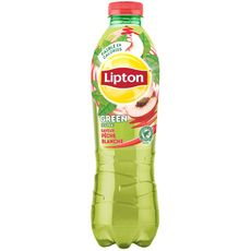 Lipton green ice tea pêche blanche 1l
