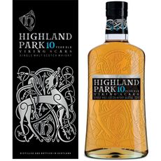 Highland Park whisky 10ans 40° 70cl