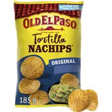 Old El Paso OLD EL PASO Tortilla nachips original sans gluten