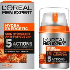 L'Oréal Men Expert Hydra Energetic soin hydratant anti-fatigue 50ml