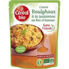 Céréal Bio express boulghour à la tunisienne 220g