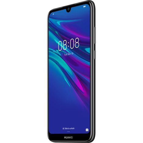HUAWEI Smartphone - Y6 2019 - 32 Go - 6.1 pouces - Noir - 4G - Double SIM