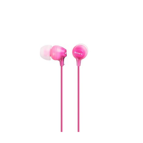 SONY Ecouteurs - Rose - MDR-EX15 APPI