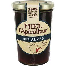 L'APICULTEUR Miel de fleurs des Alpes liquide 500g