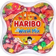 HARIBO World mix assortiment de bonbons 750g