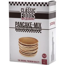 Classic Food pancake mix 460g