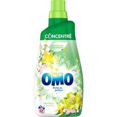 Omo petit et puissant lilas blanc ylang lavage x42 -1,47l