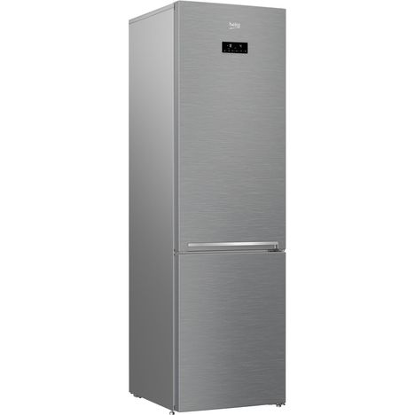 BEKO Réfrigérateur combiné RCNE400E20XB, 357 L, Froid ventilé Neo Frost