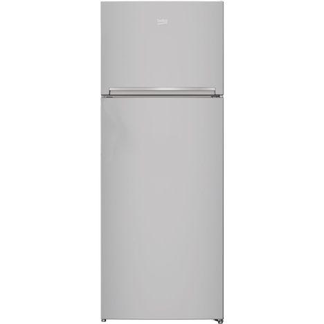 BEKO Réfrigérateur 2 portes RDSE465K20S, 437 L, Froid brassé