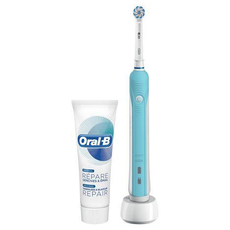 ORAL-B Brosse à dents électrique - PRO 780 SENSI