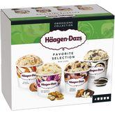 Häagen-Dazs mini pot obsession collection 318g