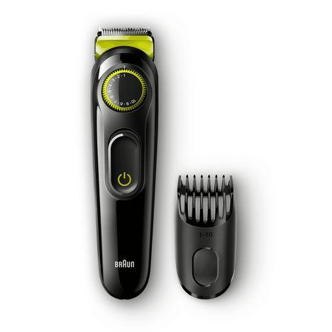 BRAUN Tondeuse barbe - BT3021 - Noir