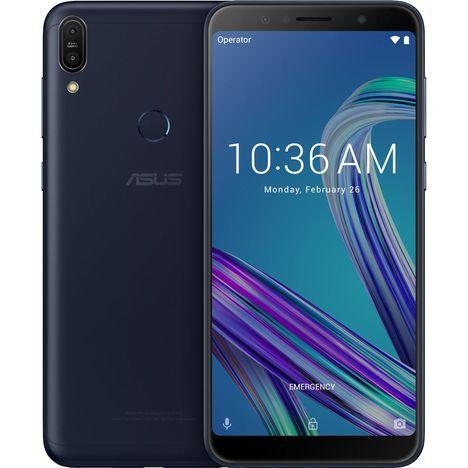 ASUS Smartphone - Zenfone Max Pro M1 - 128 Go - 6 pouces - Noir - 4G - Double SIM