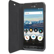 DORO Smartphone - 8035 + Flip Cover - 16 Go - 5 pouces - Noir - 4G