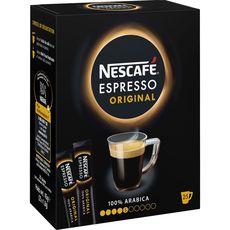 Nescafé Espresso pur arabica sachet x25 - 45g