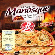 MANOSQUE Manosque pizza chèvre label rouge 430g
