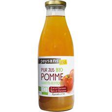 Ethiquable bio pur jus de pomme Lot et Garonne 1l