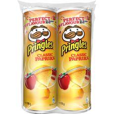 Pringles sweet paprika 2x175g