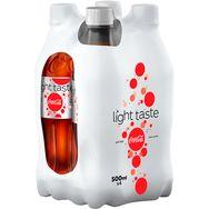 Coca-Cola light bouteille 4x50cl