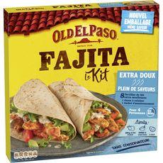 Old El Paso OLD EL PASO Kit pour fajitas - extra doux