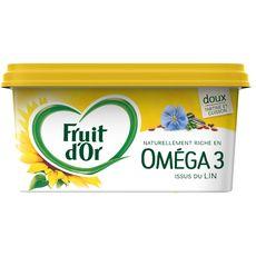 FRUIT D'OR Fruit d'or margarine oméga 3 tartine et cuisson doux 510g