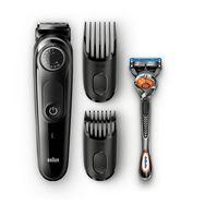 Braun Tondeuse Barbe Et Cheveux Bt3042 Noir