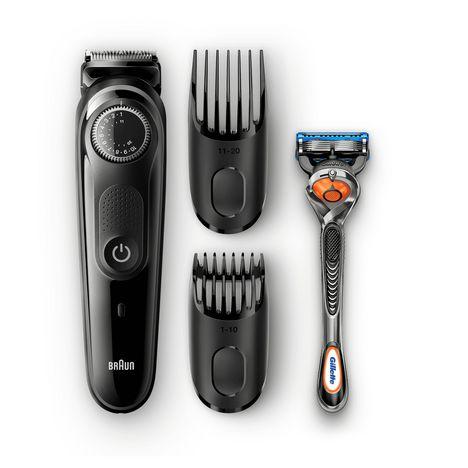 BRAUN Tondeuse barbe et cheveux - BT3042 - Noir
