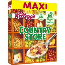 Country Store Céréales complètes et fruits 750g 750g