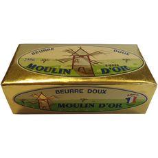 DISCOUNT Beurre doux 250g