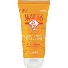 Le Petit Marseillais Masque visage 1 minute sous la douche abricot 75ml