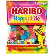 HARIBO Happy'life assortiment de bonbons 275g