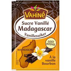 Vahiné sucre vanillé de madagascar vanille intense x5 -37,5g